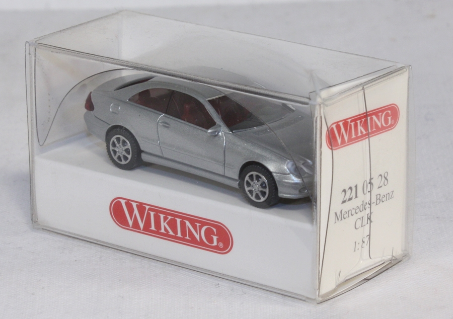 Wiking 018501-1//87 Borgward Isabella BERLINA-NUOVO